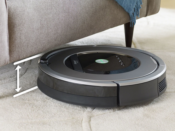 iRobot Roomba 870 Saugroboter Refurbished