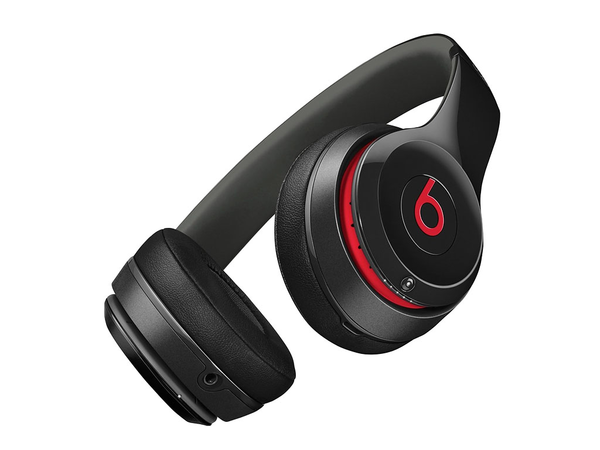 Beats by Dr. Dre Solo2 Kopfhörer Blau Refurbished
