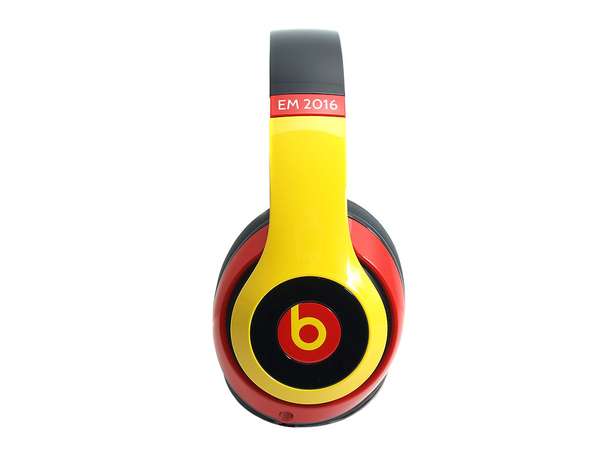 Beats by Dr. Dre Studio 2.0 Wireless Deutschland Europameisterschaft 2016 Edition OVP Refurbished